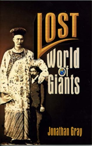 Lost World of the Giants 9781572584587