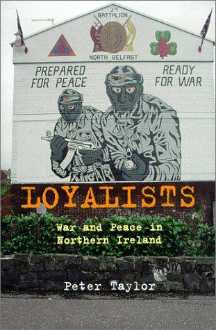 Loyalists 9781575000473