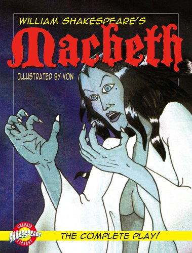 Macbeth (Graphic Shakespeare) 9781579126216
