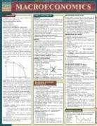 Macroeconomics Laminate Reference Chart 9781572226319