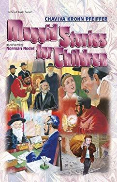 Maggid Stories for Children 9781578192953