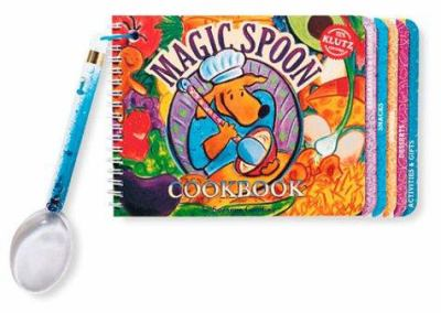 Magic Spoon Cookbook [With One Magic Spoon] 9781570540851