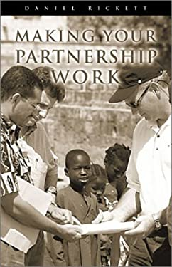 Making Your Partnership Work: A Guide for Ministry Leaders 9781579214197