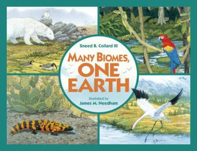 Many Biomes, One Earth: Exploring Terrestrial Biomes of North and South America 9781570916328
