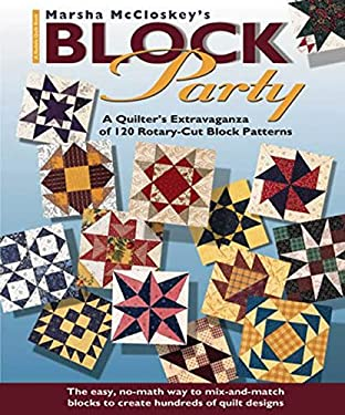 Marsha McCloskey's Block Party 9781579542665