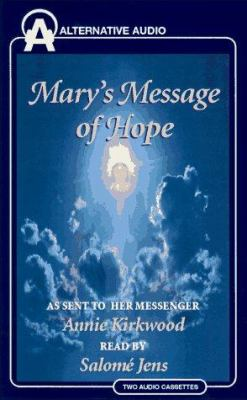 Mary's Message of Hope 9781574531077