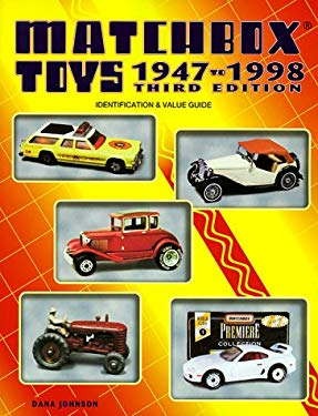 Matchbox Toys 1947-1998 Identification and Value Guide 9781574321159