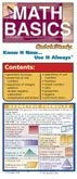 Math Basics: Multiplication, Ratio, Proportions, Algebra 9781572225947