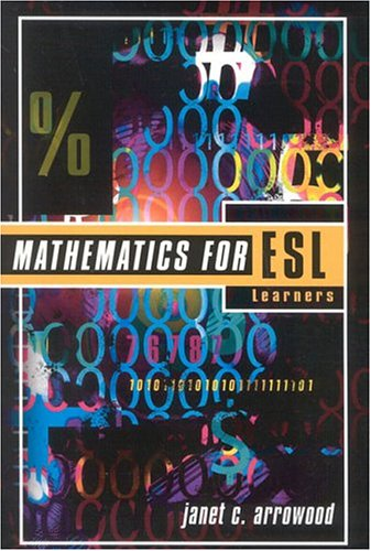 Mathematics for ESL Learners 9781578861552