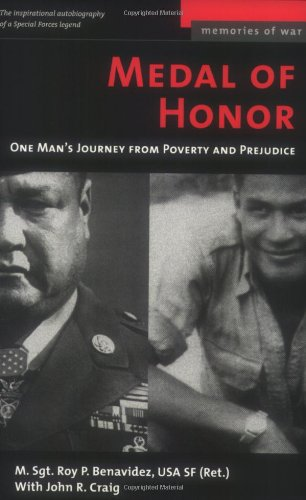Medal of Honor: One Man's Journey from Poverty and Prejudice 9781574886924