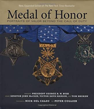 Medal of Honor: Portraits of Valor Beyond the Call of Duty [With DVD] 9781579653149