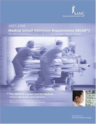 Medical School Admission Requirements 9781577540496