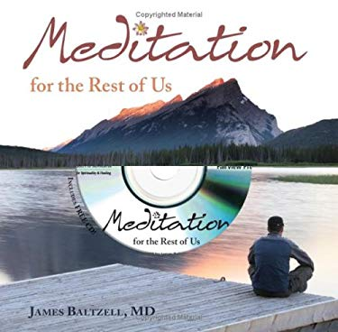 Meditation for the Rest of Us [With CD (Audio)] 9781577491910