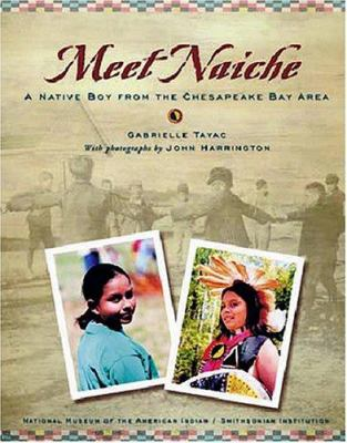 Meet Naiche: A Native Boy from the Chesapeake Bay Area