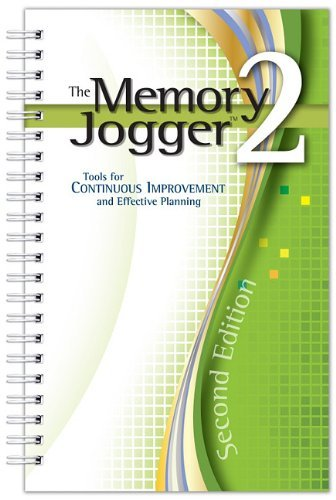The Memory Jogger 2: Tools for Continuous Improvement and Effective Planning 9781576811139
