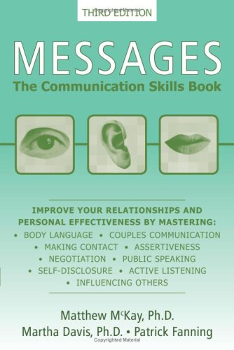 Messages: The Communication Skills Book 9781572245921