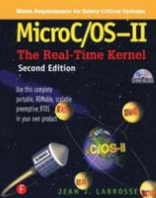 Microc/OS-II: The Real-Time Kernel [With CDROM]