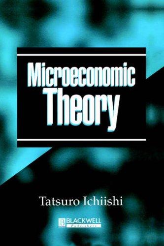 Microeconomic Theory 9781577180371