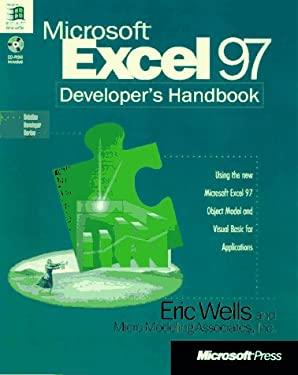 Microsoft Excel 97 Developer's Handbook: With CDROM 9781572313590