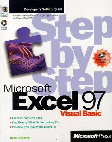 Microsoft Excel 97/Visual Basic Step by Step [With CDROM] 9781572313187