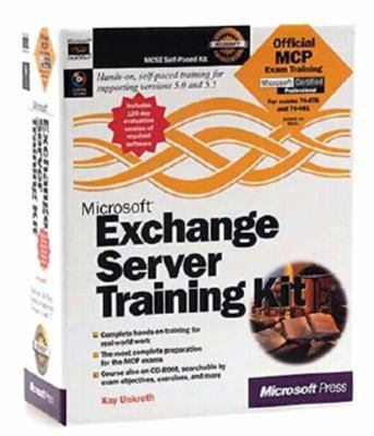 Microsoft Exchange Server Training Kit [With *] 9781572317093