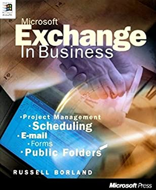 Microsoft Exchange in Business 9781572312180