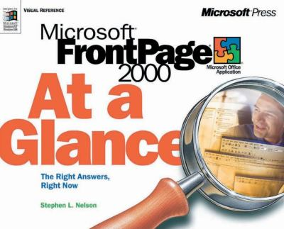 Microsoft FrontPage 2000 at a Glance 9781572319516