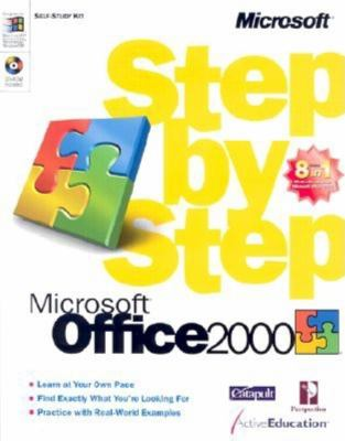 Microsoft Office 2000 8-In-1 Step by Step [With *] 9781572319844