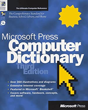Microsoft Press Computer Dictionary [With *] 9781572314467