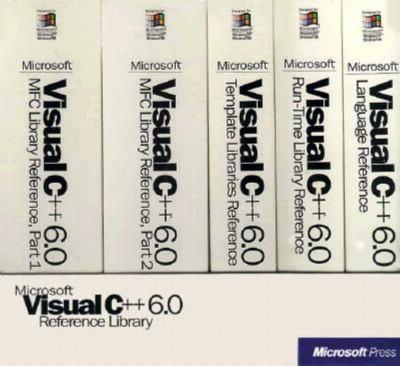 Microsoft Visual C++ 9781572318656
