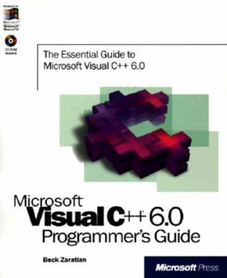 Microsoft Visual C++: Programmers Guide [With *] 9781572318663