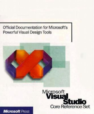 Microsoft Visual Studio Core Reference Set [With Includes Sample Source Code Files...] 9781572318847