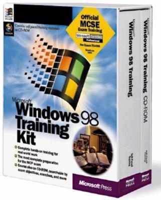 Microsoft Windows 98 Training Kit [With *] 9781572317307