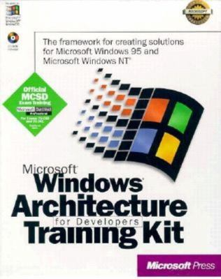 Microsoft Windows Architecture Training [With *] 9781572317086
