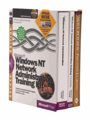 Microsoft Windows NT 4.0 Network Administration Training Kit 9781572318328