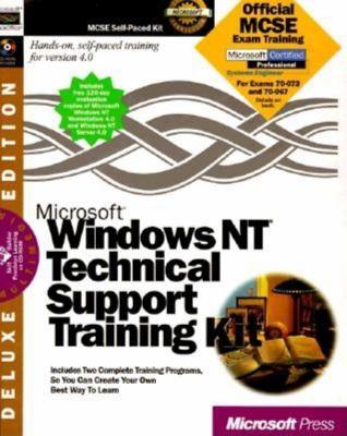 Microsoft Windows NT 4.0 Training Kit [With *] 9781572318335