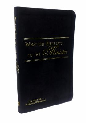 Min. Handbook DLX Black 9781574070484