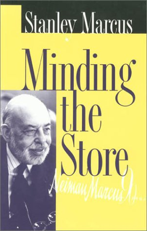 Minding the Store 9781574411393