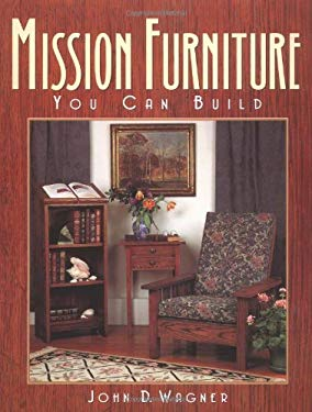 Mission Furniture You Can Build 9781576300404