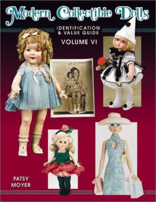 Modern Collectible Dolls 9781574322828