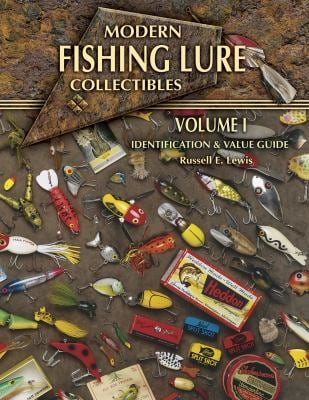 Modern Fishing Lure Collectibles 9781574322774