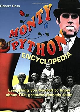 Monty Python Encyclopedia 9781575000367