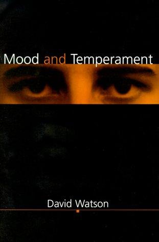 Mood and Temperament 9781572305267