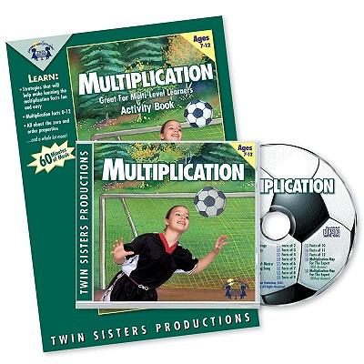 Multiplication Music CD & Activity Book Set [With Book] 9781575833316
