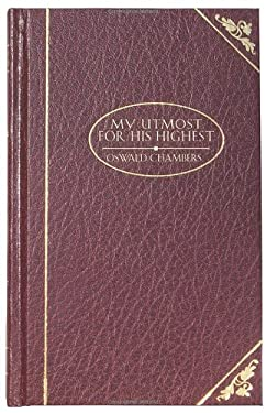 My Utmost for His Highest - Deluxe 9781577489146