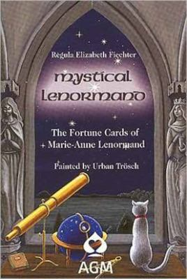 Mystical Lenormand 9781572815346