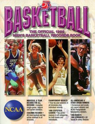 NCAA Basketball: The Official 1999 Men's Basketball Records Book 9781572433045