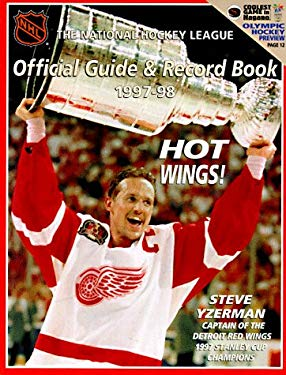 NHL Official Guide and Record Book 9781572432260