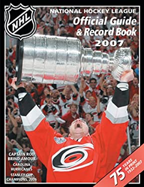 NHL Official Guide and Record Book 9781572439177