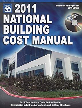 National Building Cost Manual [With CDROM] 9781572182400